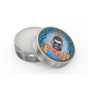 Tattoo Care Balm for Before, During & After the Tattoo- Natural Tattoo Aftercare, Cream, Lotion