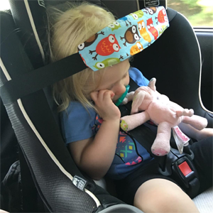Toddler Car Seat Neck Relief