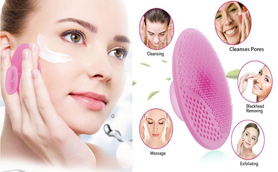 Manual Facial Cleansing Brushes