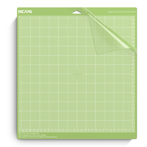 Nicapa Green Cutting Mat for Cricut Explore One/Air/Air 2/Maker