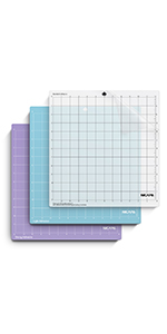 """Cutting Mat For Silhouette Cameo 3//2//1 Standard Grip 12X24/"""" 3Pack Adhesive/&Stick"""