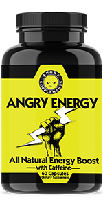 Amazon com: Angry Supplements Monster Test PM Testosterone Booster