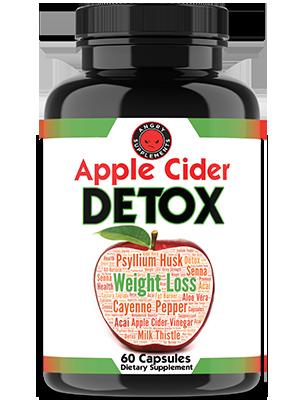 apple cider detox