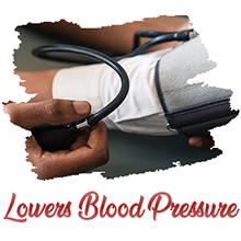 lower blood pressure apple cider vinegar