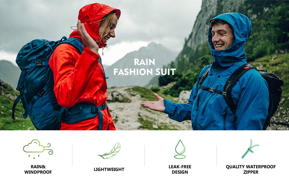 rain suit for men