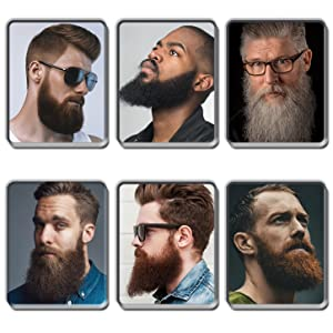handsome bearded men