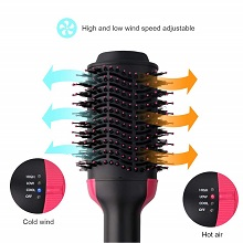 Hair Curler Brush