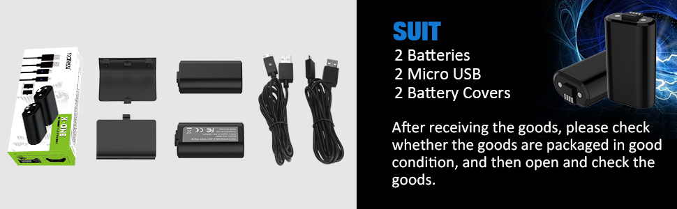 Rechargeable Xbox One Controller Battry Pack