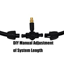 DIY Manual Adjustment of System Length