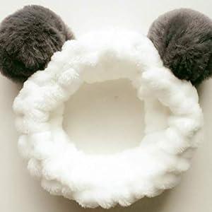 facial headbands wash face