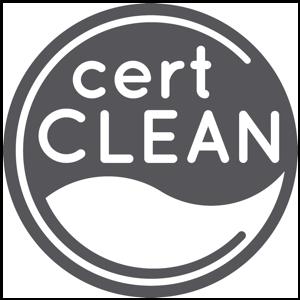 cert clean certified brands