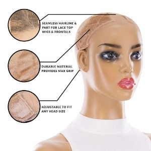lace wigs wigrip wig gripper wig secure method Milano Collection wigs