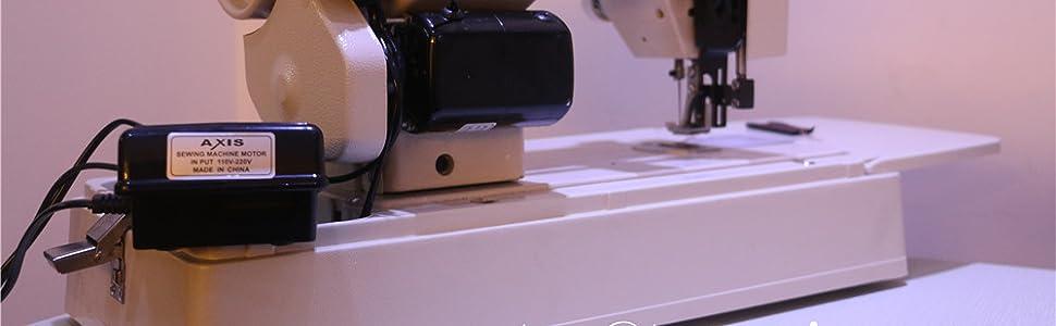 Amazon Portable Upholstery Sewing Machine Zig Zag Straight Simple Portable Tarp Sewing Machine