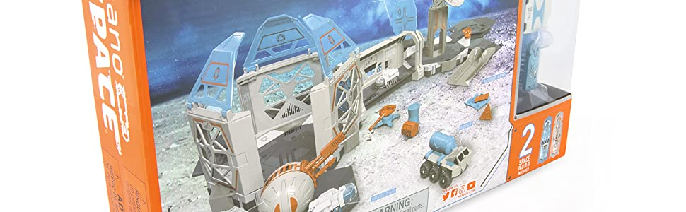 hexbug nano space discovery space station with nano bugs
