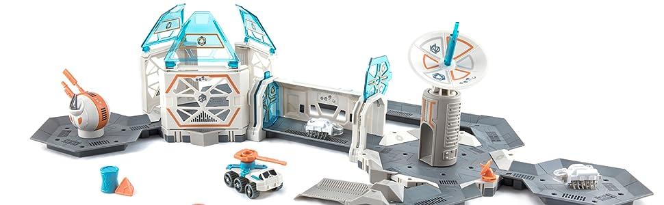 hexbug nano space discovery station play set