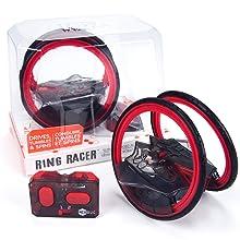 hexbug remote control ring racer stunt car race car remote control car mechanical robot rc car