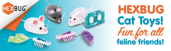 HEXBUG, cat toys, nano cat toy, remote control mouse cat toy, hexbug nano cat toy, hexbug mouse