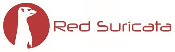 Red Suricata logo