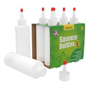 8oz Squeeze Bottles