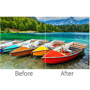 Accurate Color Reproduction