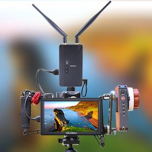 4k monitor camera