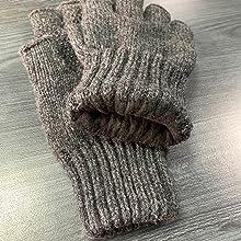 soft lining glove