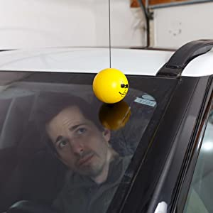 Garage Parking Assist  - Lets Innovate Life Parking ball parking aid