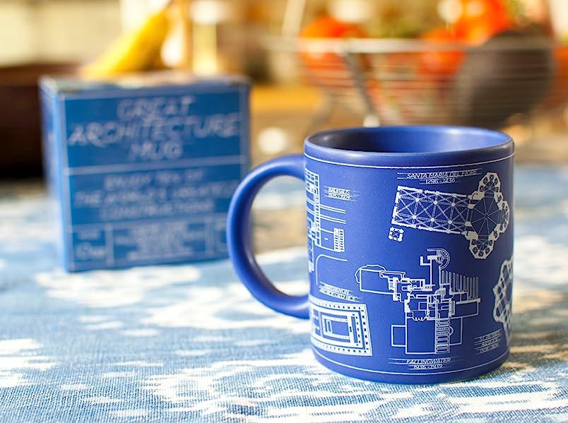Amazon.com: Arquitectura Taza de café – Architectural ...