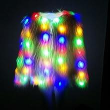 LED coat