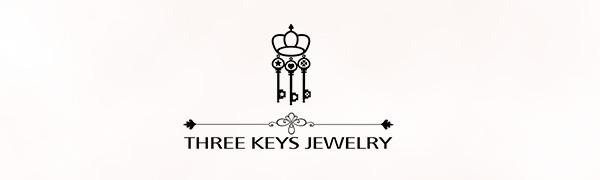 three keys jewelry