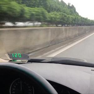 Amazon com: KingNeed C60 Universal GPS Heads Up Display Car