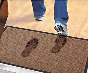 Amazon Com Large Outdoor Door Mats Rubber Shoes Scraper