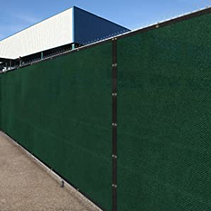 Amazon Com Amagabeli 8 X50 Fence Privacy Screen Heavy