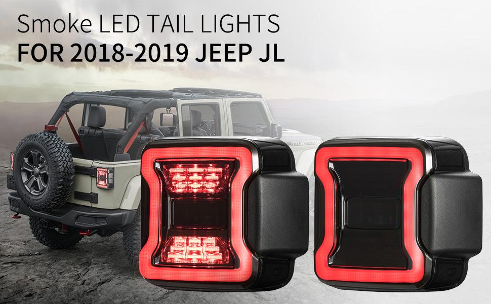 jl tail lights