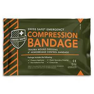 Israeli Compression Bandage Packaging Bag