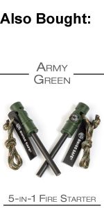 Army Green Firestarter