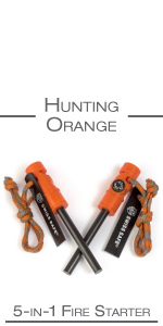 Hunting Orange Firestarter