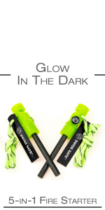 Glow in the Dark Firestarter