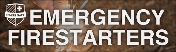 Emergency Firestarters