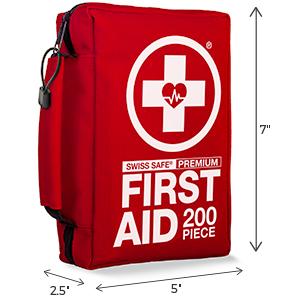 First Aid Kit - Front Side