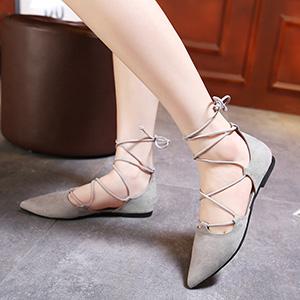 dressy flat shoes
