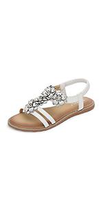 women summer flat sandals