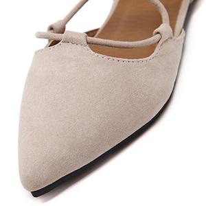 ballet flats lace up flat shoes