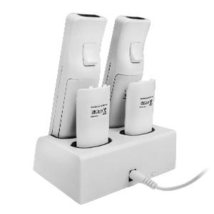 Amazon.com: Cargador de 4 puertos con mando a distancia con ...