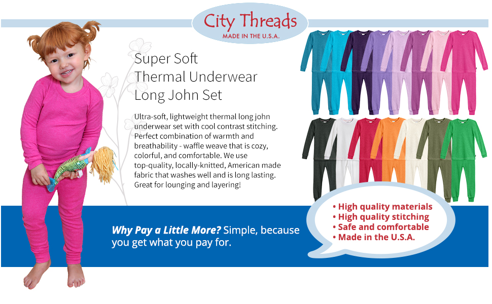 soft thermal underwear long john pajama pj