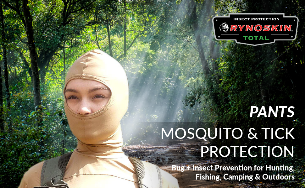 mosquito tick protection lyme chiggers ticks bug proof outdoors camping