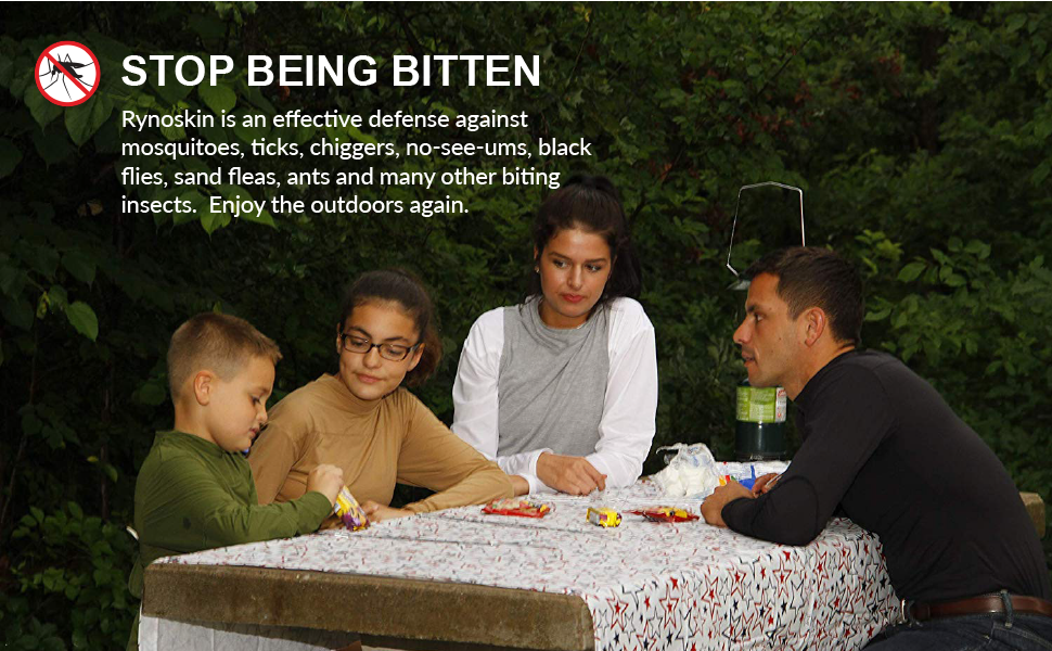 family outing school trips bug protection don't get bit citronella