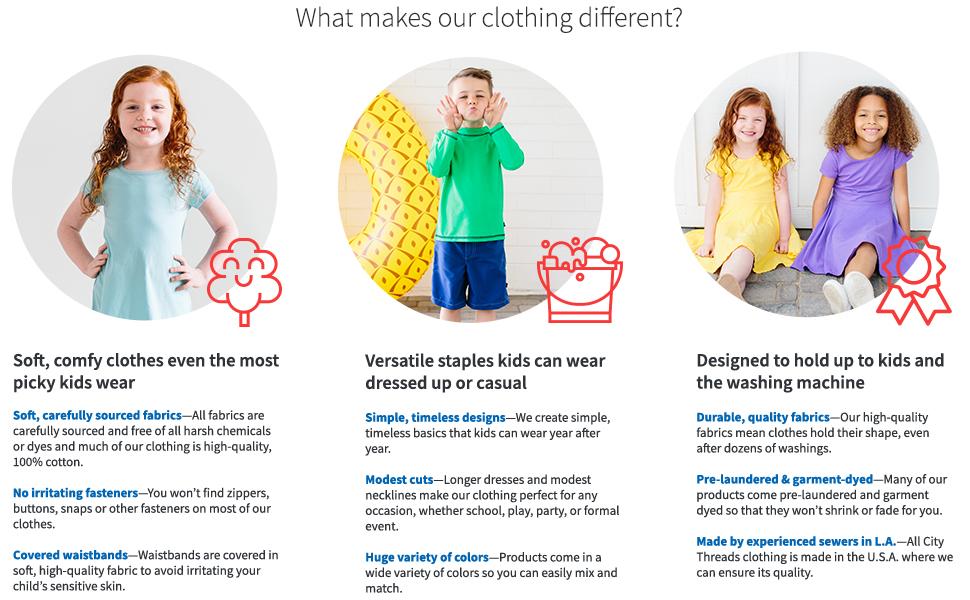 soft versatile durable laundered