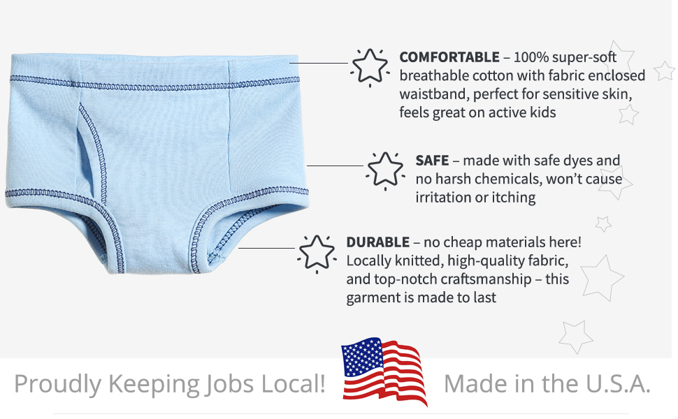 comfortable cotton soft safe sensitive skin durable quality