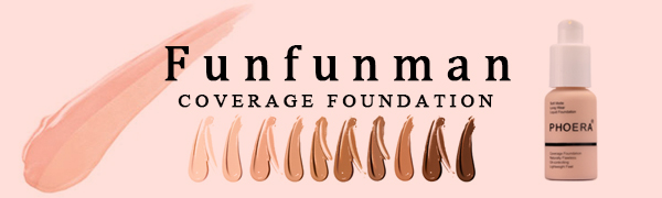 Funfunman Coverage Foundation